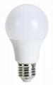 A60 5W 6W 7W 8W 9W 10W 15W Energy Saving Lamp IC Driver LED Light Bulb