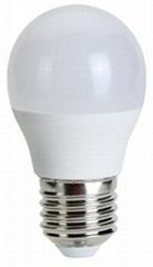 G45 LED Bulb 3W 4W 5W 6W 7W 8W Energy Saving Lamp IC Driver LED Light Bulb