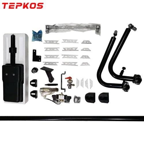 Tepkos Brand Pneumatic bus door system with swing out type 1