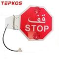 TEPKOS Brand School Bus Stop Board
