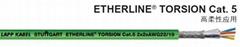 LAPP缆普ETHERLINE TORSION P CAT5以太网电缆
