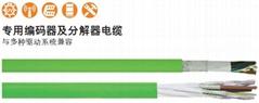 LAPP缆普适用于 FANUC 公司专用编码器及分解器电缆
