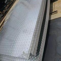 镀锌花纹钢板