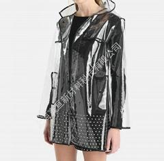 供應TPU雨衣用薄膜單面亮色薄膜皮包雨衣用薄膜