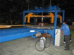 Hydrostatic Test Machine on See  es