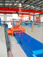 GRP Pipe Filament Winding Prodcution Line-Winding Machine