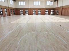 籃球場地運動木地板