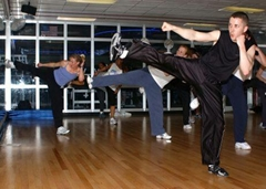 舞蹈武朮教室實木運動地板