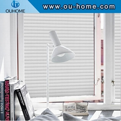 BT817 Self-adhesive privacy office window glass film