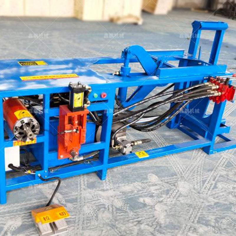 全自動三輪車馬達線圈拆解設備 3