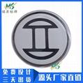 深圳厂家制作电器水晶滴胶贴纸透明PVC滴塑标贴logo定做 3