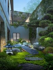 南京3d景观效果图制作