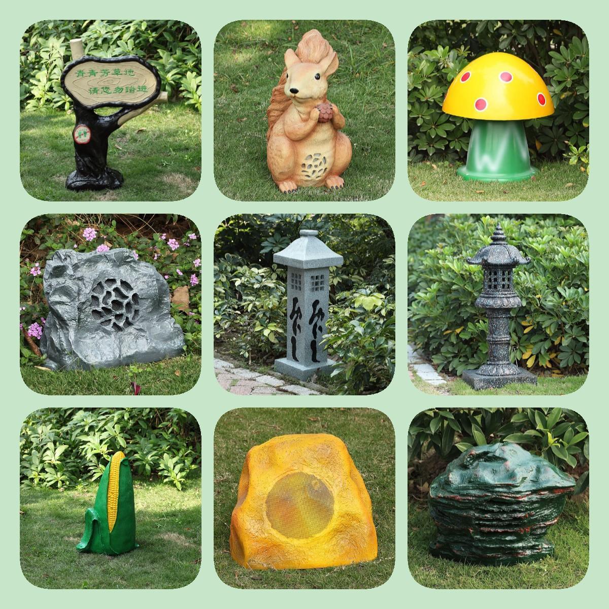 Landscape Garden Speaker 1