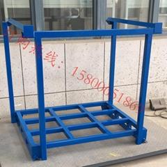 貨架廠家批發正立式巧固架定製鋼制堆垛架冷庫貨架模具架倉庫貨架