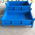 铁箱厂家批发固定式堆垛金属箱