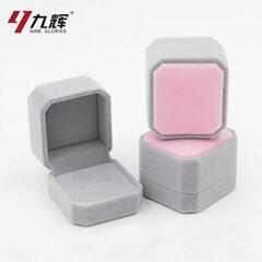 Wholesale Small Velvet Jewelry Ring Gift Box