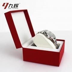 Custom Logo Hot Stamping Watch Packaging Paper Box