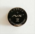 诺星标CR2032纽扣电池环保