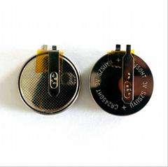 CR2450耐高温锂锰电池胎压检测系统电池