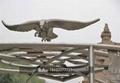 不锈钢雕塑鸟类不锈钢美陈装饰