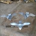 金属鸟类艺术品雕塑不锈钢动物雕塑 3