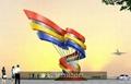 大型不锈钢雕塑定制广场地标镜面