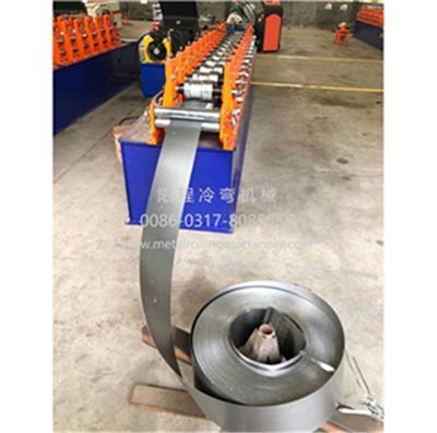 YC 122-16 Steel Roller Shutter Door Roll Forming Machine 1