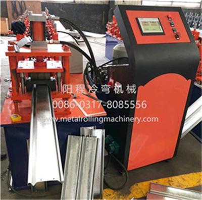 YC 122-16 Steel Roller Shutter Door Roll Forming Machine 2