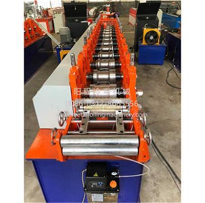 YC 122-16 Steel Roller Shutter Door Roll Forming Machine 3
