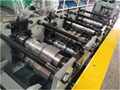 Special designed steel door frame cold roll forming equipment 3