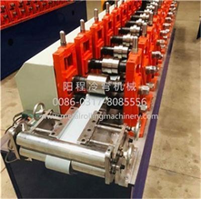 Metal Stud&Track Roll Forming Machine 1