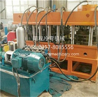 YC Changeable Metal Profile Roll Forming Machine 1