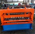 Trapezoidal Roof Panel Roll Forming Machine 2