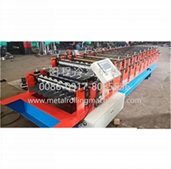 Roof Tile Double Layer Roll Forming