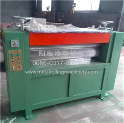 4M Barrel Corrugated Sheet Forming Machine 1