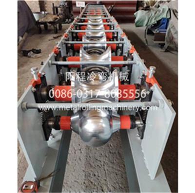 230-90 Ridge Cap Roll Forming Machine 1