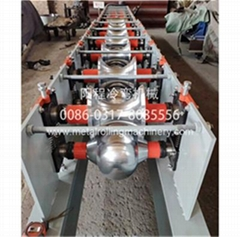 230-90 Ridge Cap Roll Forming Machine