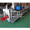 230-90 Ridge Cap Roll Forming Machine 2