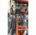Steel Half Round Gutter Roll Forming Machine 1