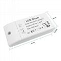 24v 15W mini LED driver  china LED