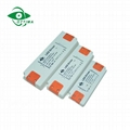 12v 20w ultra thin led driver    indoor