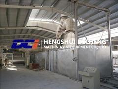 Solid Gypsum Block Production Line