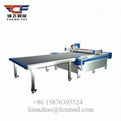cnc carton sample cutting machine