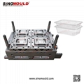 500ml Rectangle Container Mould