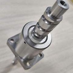 日本進口NSK絲杠精密滾珠絲杆螺母W1502FAC5研磨