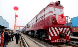 江門鐵路去德國漢堡 長沙北始發 國際貨運  1