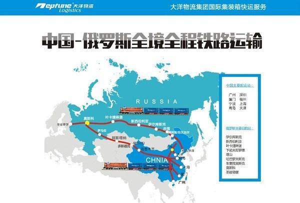 深圳收貨到俄羅斯莫斯科沃爾西諾vorsino鐵路運輸 2