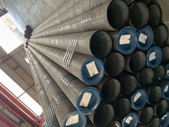 Mechanical Strucutre Alloy Seamless Steel Pipe