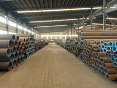 Petrochemical Application Alloy Seamless Steel Pipe