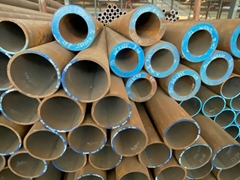 ASTM A335 P2 P5 P9 P11 P12 P22 P91 Seamless Alloy Steel Pipe
